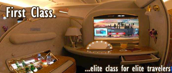 first class flights design image